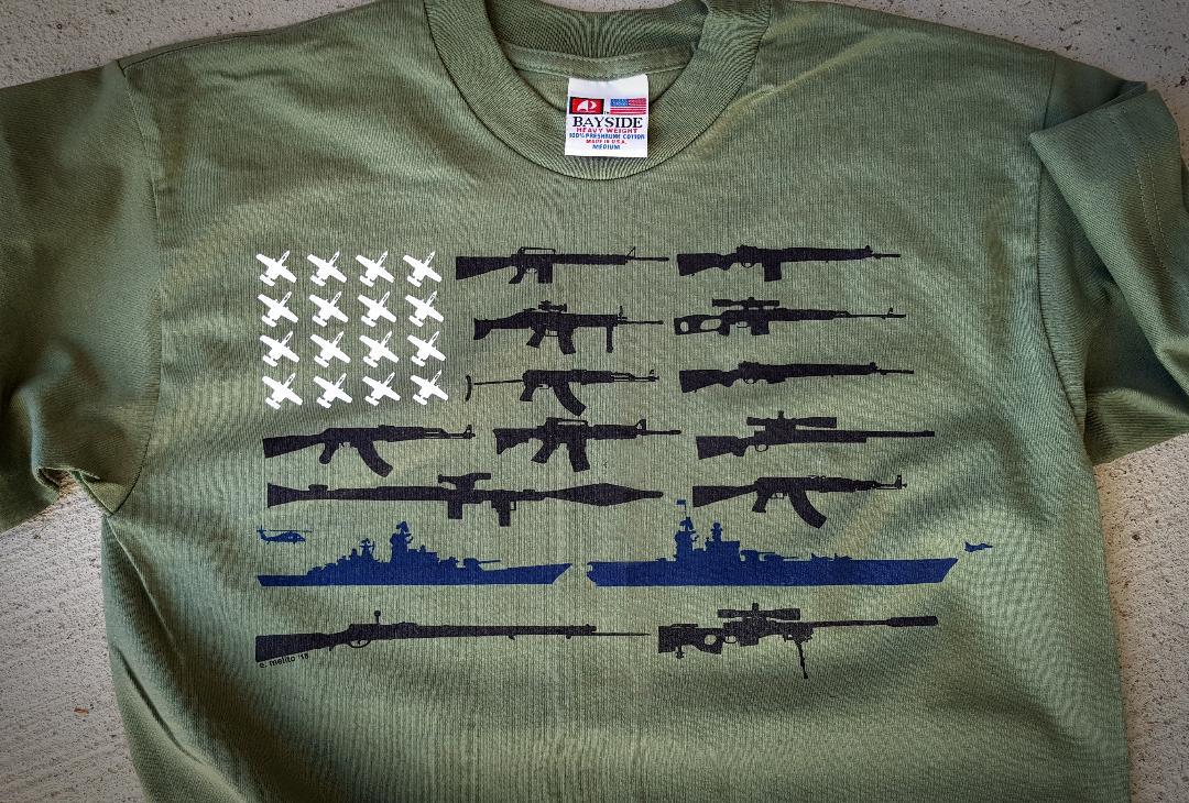 d745e43cb3e47 Eric's Adirondack Shirts and More   One On 1 Design - Screen ...